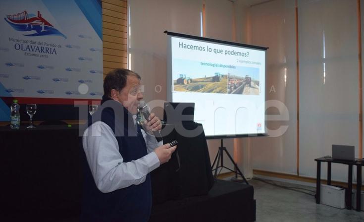 Se desarrolla la Jornada sobre Innovación para la Producción Ganadera
