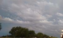 Alerta meteorológico por vientos intensos en Olavarría