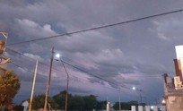 Emiten alerta meteorológico por tormentas fuertes