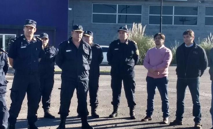 Inauguraron la nueva sede del Grupo de Avanzada en Drogas Ilícitas
