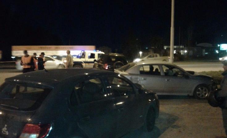 Ruta 3: triple choque con heridos en el acceso a la ciudad de Azul