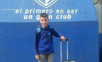 """El """"Chino"""" de Estudiantes a prueba en Vélez"""