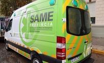 Galli firmó convenio para implementar el SAME