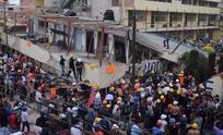 Olavarriense en el devastador terremoto