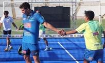 """""""Fede"""" y Juan avanzan otra ronda en Portugal"""