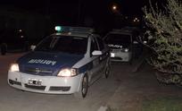 La Policía realiza rastrillajes en búsqueda del arma