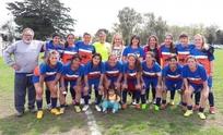 En Hinojo, las chicas jugaron la segunda del Clausura