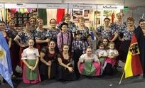 Grupo de danzas alemanas local competirá en Brasil