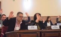 El organigrama municipal fue aprobado por unanimidad