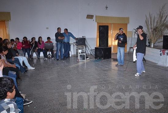 Sierra Chica se reunió en otra Jornada de Intervención Territorial