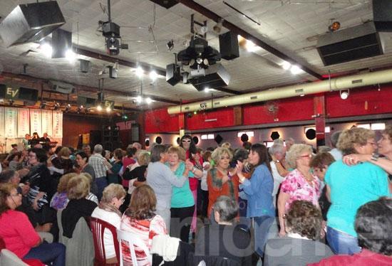 Los adultos mayores tuvieron su gran fiesta en Pueblo Nuevo