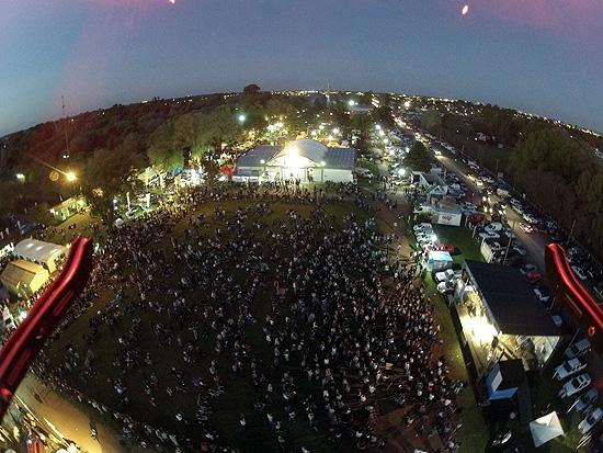 Huella Pampa se destacó en el cierre de la Expo 2013