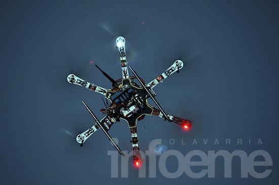 La Expo desde el aire: imágenes desde el hexacóptero