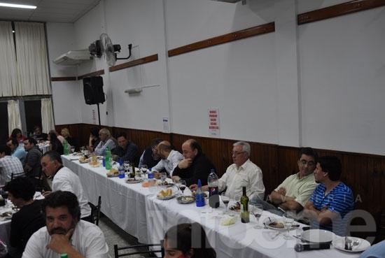 El kircherismo centró los  festejos en proyecto productivo minero de Cerro Largo