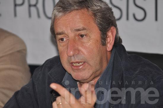 """Julio Cobos: """"A quién no le gustaría ser Presidente"""""""