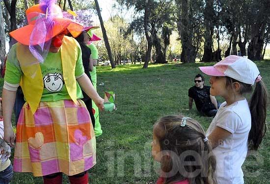 """""""Del otro lado del árbol"""" andará por el Parque Avellaneda"""