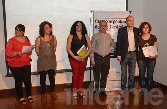 Se inauguró el 1º Salón Internacional de Cerámica