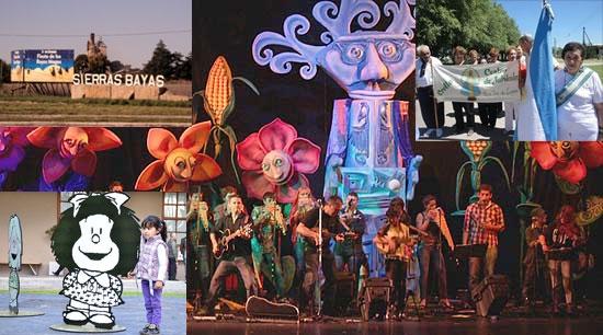 Aniversarios y mucha música marcan las actividades del fin de semana