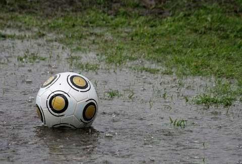 Se suspendió el partido entre Olavarría y Liga del Sur