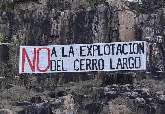 El FR quiere llevar el conflicto por Cerro Largo al Concejo