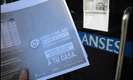 Procrear: 777 familias de Olavarría salieron sorteadas