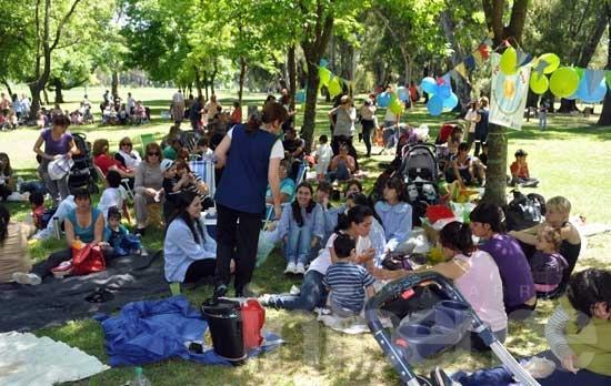 Se viene la Fiesta de la Familia de los Jardines Municipales