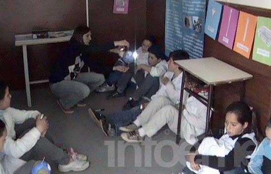 La Facultad de Ingeniería realizó talleres de ciencia en escuelas rurales