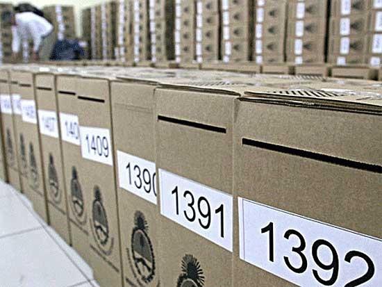 Más de 87 mil olavarrienses habilitados para votar