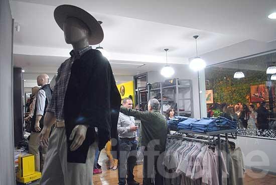 Pampero inauguró nuevo local en Olavarría