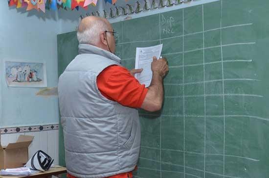 En Olavarría votó cerca del 80% del padrón
