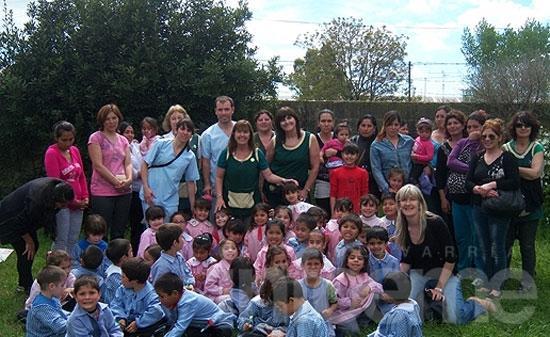 Promoción y prevención de la Salud buco-dental en el Jardín Esquiú
