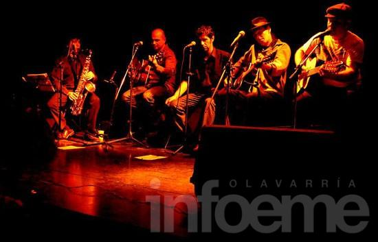 Muyinga festeja siete años con la música en el Teatro Municipal