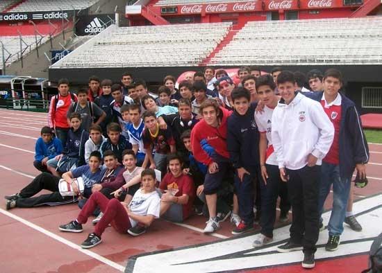River Plate recibió la visita de El Fortín