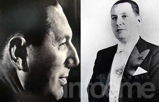 Presentan una muestra fotográfica sobre Perón