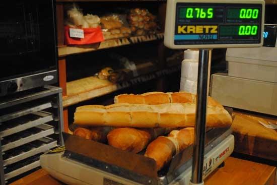 Bajó el consumo de pan tras el último aumento