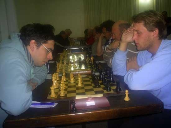 Destacada actuación de ajedrecistas olavarrienses