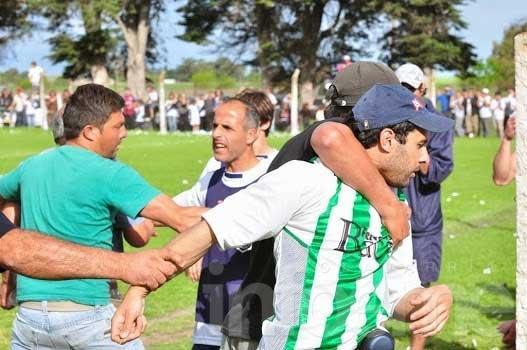 """Solamente se juega la Copa """"Infoeme"""""""