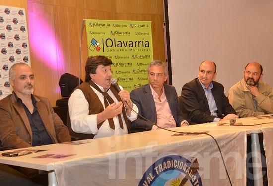 El Festival de Doma y Folclore fue presentado en Buenos Aires