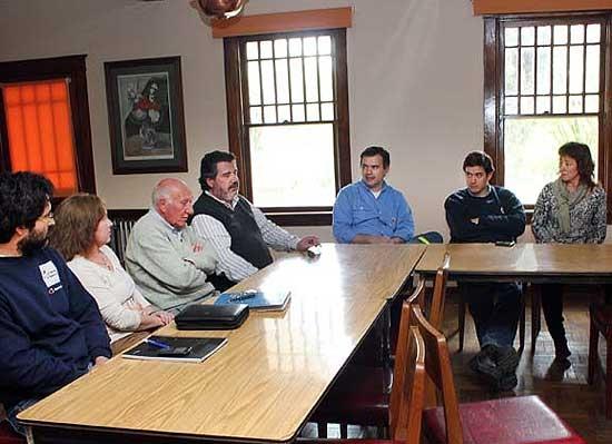 Ayuda económica a Rotary Sierras Bayas, Callejeada y el CFP Nº 401