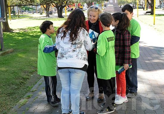 Se realizará el 1º Eco Canje en el Parque Eseverri