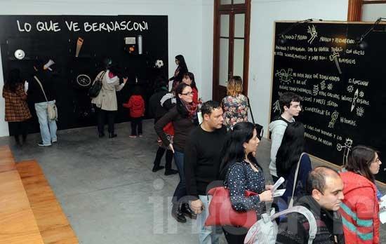Último fin de semana para visitar la muestra de Bernasconi