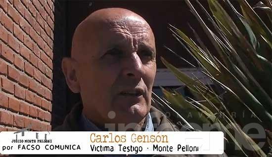 Noticiero semanal sobre el juicio de Monte Peloni
