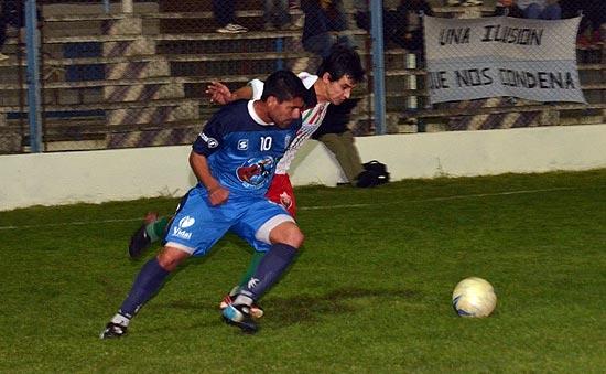 Sobre el final Ferro rescató un empate ante Sarmiento