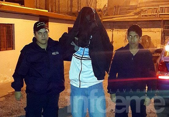 Detienen en Azul a olavarriense acusado de intento de homicidio