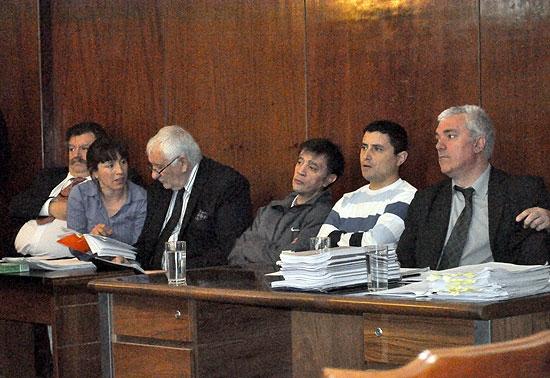 Juicio por Torturas: declararon tres de los acusados