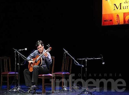 "Llega el vigésimo festival ""Guitarras del Mundo"""
