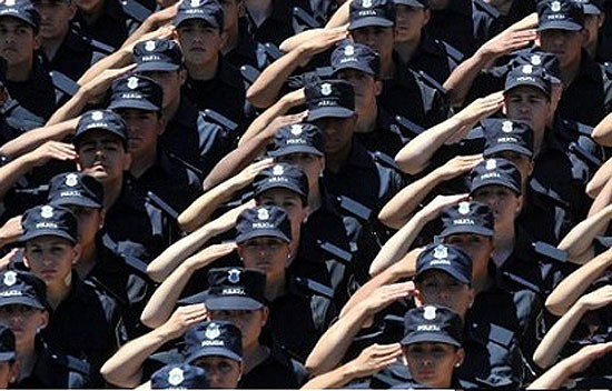 Este lunes arranca la inscripción de aspirantes a la Policía Local