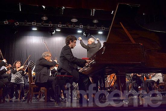 Se recaudaron cerca de 8 mil pesos en otro concierto solidario de la Sinfónica