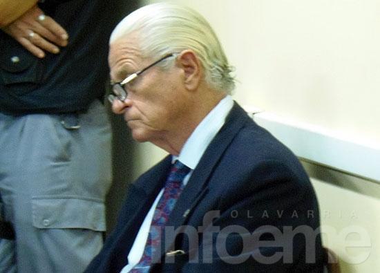 Monte Peloni: declararon testigos de la defensa de Grosse