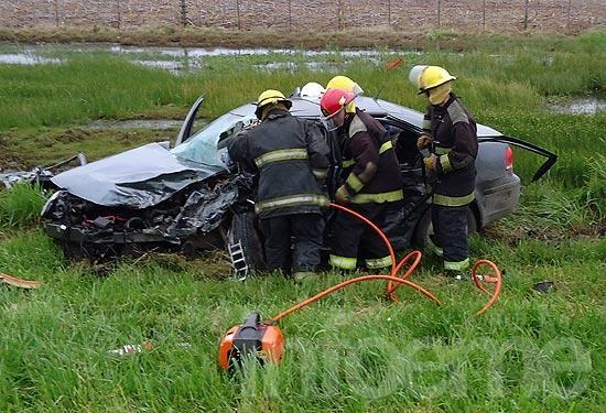 Ruta 226: un muerto y seis heridos